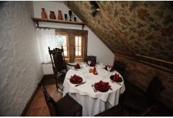 """Romantiška vakarienė gruziniškame restorane """"Argo"""" Trakuose"""