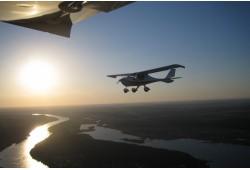 Įsimintinas skrydis virš Kauno