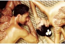 """Romantiška masažo pamoka """"Stebuklingas prisilietimas"""" dviems"""