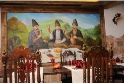 """Degustacinė vakarienė gruziniškų skonių restorane """"Argo"""""""