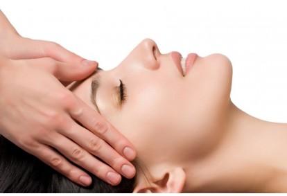 """Atpalaiduojantis masažas veidui """"Švelnus prisilietimas"""""""