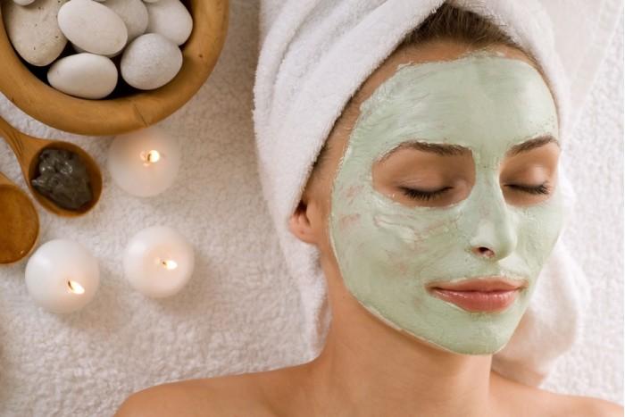 Veido masažas + alginatinė kaukė Alytuje