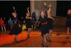 """Linijinių šokių pamokos šokių studijoje """"Salida"""" Šiauliuose"""