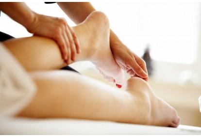 Taškinis pėdų masažas Vilniuje