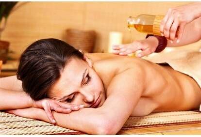 Aromaterapinis nugaros masažas Alytuje