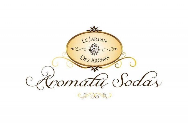 """""""Aromatų sodas Boutique"""" dovanų čekis"""