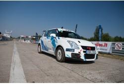 Pasivažinėjimas su Suzuki Swift Sport Nemuno žiede Kaune