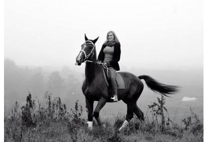 Nepaprasta fotosesija su žirgais 1–12 asmenų Vilniuje
