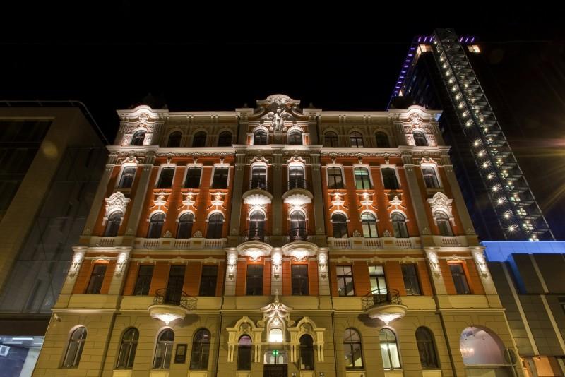 Romantiška nakvynė su vandens pramogomis dviem Radisson Blu Hotel Latvia