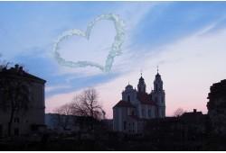 """Ekskursija """"Meilės istorijų naktis"""" (2 asmenims)"""