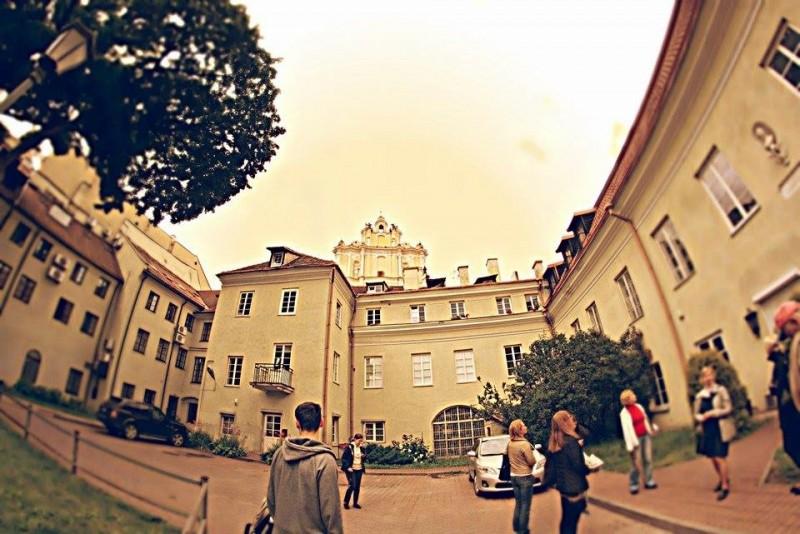 Ekskursija po Vilniaus kiemelius