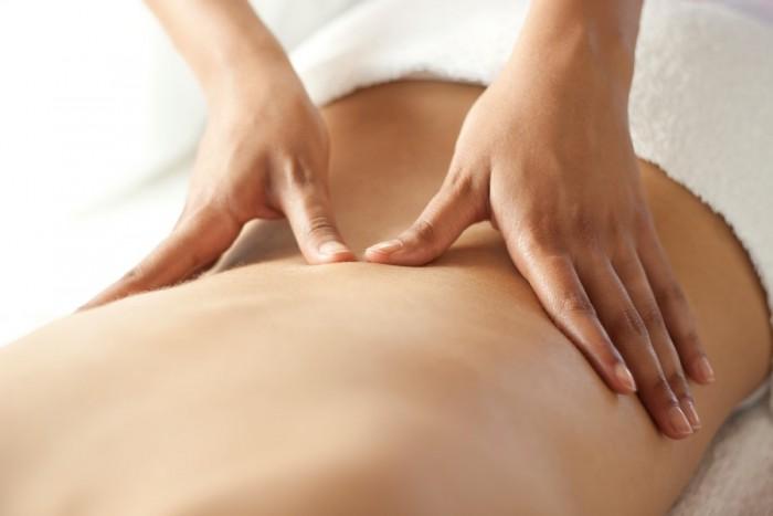 Nugaros masažas Tauragėje