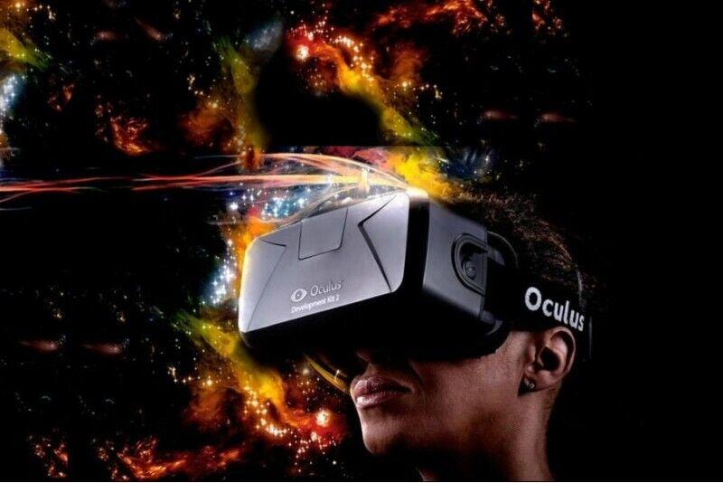 Virtualios realybės 360' atrakciono kvietimas dviem