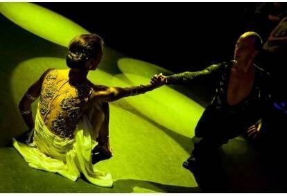 Individuali pažintinė pramoginių šokių pamoka