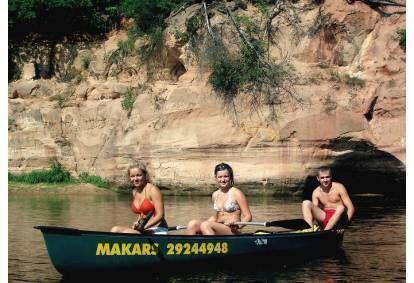 Nobrauciens pa Gauju (3 km maršruts)