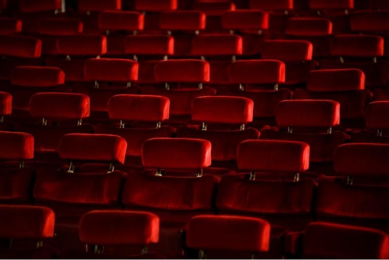 """5 apsilankymai kino teatre """"Romuva"""" 1 asmeniui"""