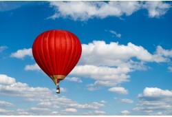 Romantiškas skrydis oro balionu dviems Šiauliuose