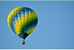 VIP skrydis oro balionu Vilniuje 3-4 asmenims