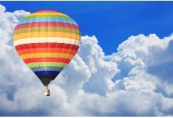 Nepamirštamas skrydis oro balionu Kaune
