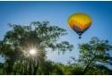 Romantiškas skrydis oro balionu Trakuose