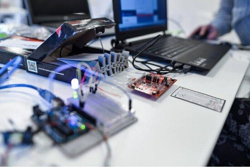 Sumo robotuko gamybos užsiėmimas