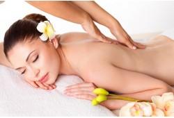 Gydomasis visą kūną atstatantis masažas + Kangalo SPA