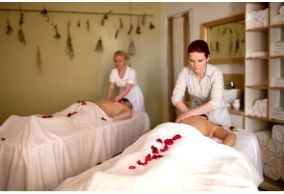 Šokoladinis viso kūno masažas su įvyniojimu Jai ir Jam