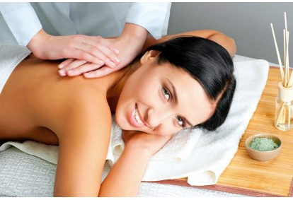 Gydomasis nugaros masažas Klaipėdoje