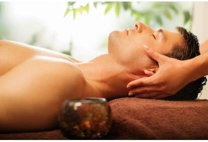 Antistresinis veido masažas vyrams Klaipėdoje