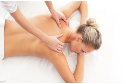 Giluminis masažas Klaipėdoje