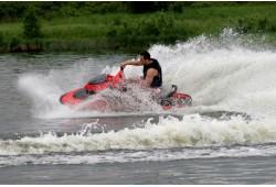Pasiplaukiojimas triviečiu vandens motociklu (15 min.)