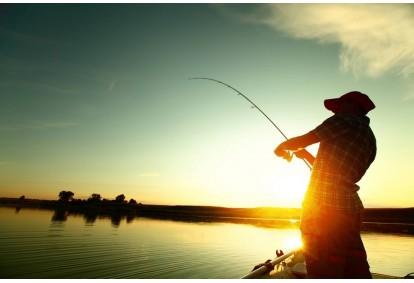 Žvejyba iš laivo Kauno mariose 1-12 draugų kompanijai