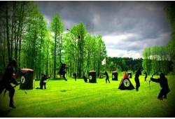 Lankininkų kova 10-12 draugų kompanijai Ignalinoje