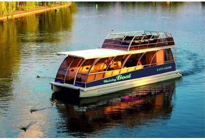 "Pažink Trakų ežero grožį kartu su ""Holiday-boat"""