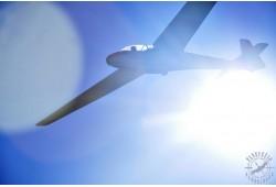 Pažintinis skrydis dviviečiu sklandytuvu Panevėžyje