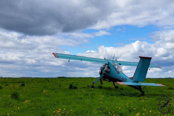 Romantiškas skrydis virš Panevėžio ir jo apylinkių
