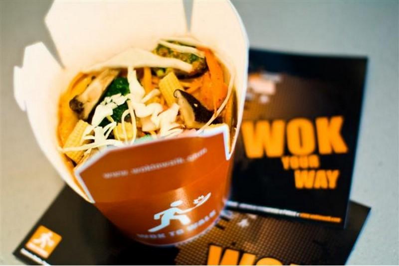 """Apsilankymas azijietiško stiliaus restorane """"Wok to Walk"""""""