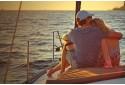 Saulėlydžio palydėjimas jachtoje dviem Kauno mariose