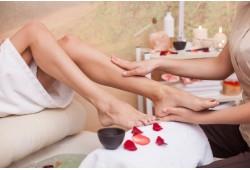 Atpalaiduojantis gydomasis kojų masažas nėščiosioms Telšiuose