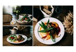 Romantiška vakarienė Bistrampolio dvaro restorane