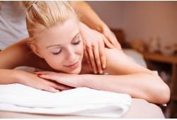 """Nugaros masažas """"Klasika"""" +  šviesos ir spalvų terapija Alytuje"""