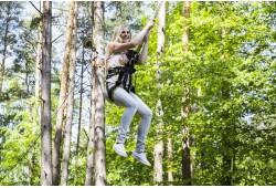 """""""Big Swing"""" laisvo kritimo supynės nuotykių parke """"Tarz"""