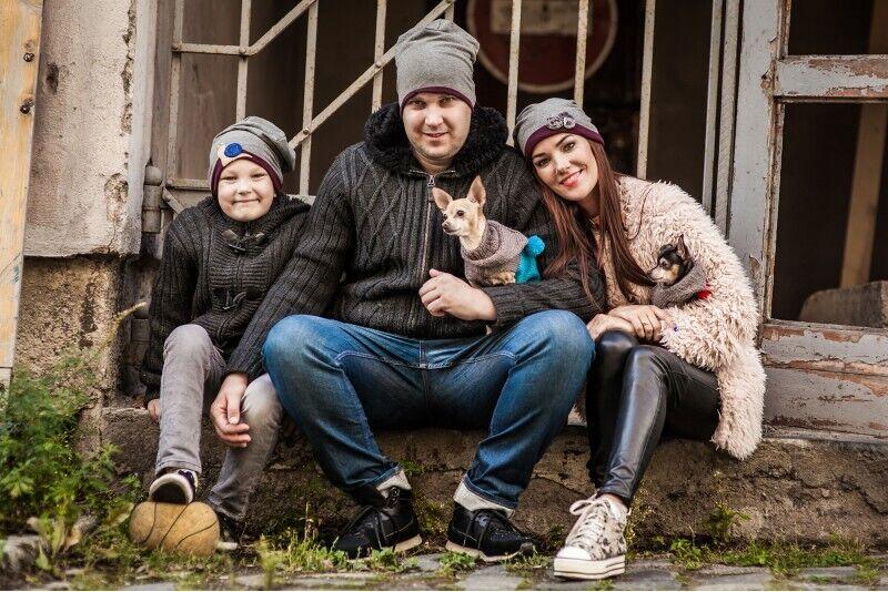 """Šeimos fotosesija su """"Tomo Pikturnos fotografija"""" Klaipėdoje"""