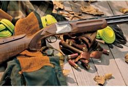 Šaudymas į skriejančius taikinius lygiavamzdžiu šautuvu