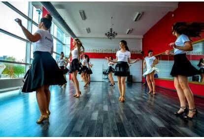 Solo Latino šokiai Kaune (8 pamokos)
