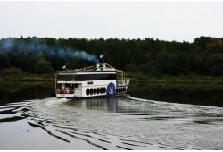 VIP plaukimas Nemuno vingiais Birštone (2 asmenims)