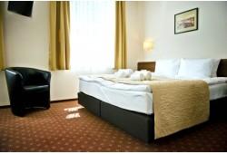 "Romantiška nakvynė dviem ""Memel Hotel"" viešbutyje"