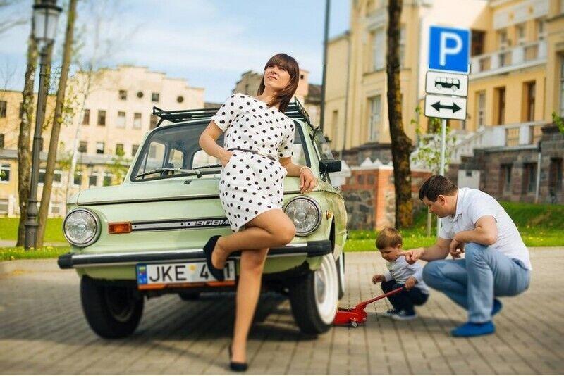 """Šeimos fotosesija """"MFoto"""" Šiauliuose"""