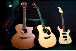 Individualios gitaros pamokos Vilniuje