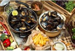 """Gurmaniška vakarienė belgiškos virtuvės restorane """"Belgai"""""""